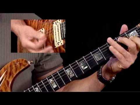 Blues Guitar Lessons - Boogie Woogie - Brad Carlton - E7 Licks
