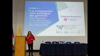Entrevista a Fabiola Amariles, socia RedWIM y panelista en Seminario Internacional