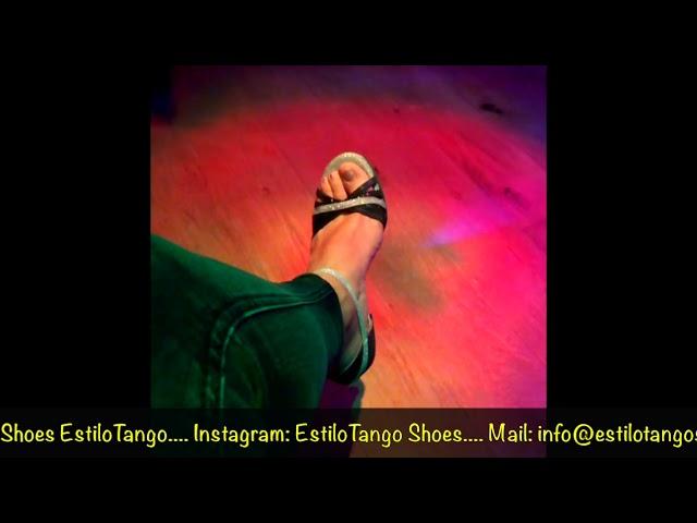 EstiloTango Ayakkabısı, Model: Mariposa