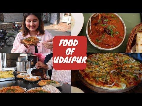 Best of Udaipur | Street Food, Restaurants & Cafes | Golgappa Girl