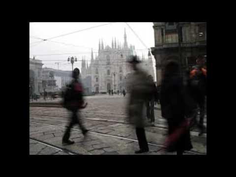 Paolo Conte: Naufragio a Milano.