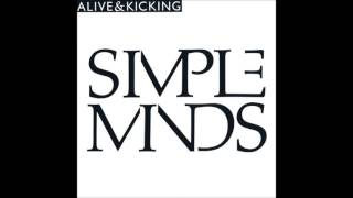 simple minds ( alive and kicking ) instrumental (1985
