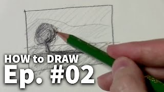 Learn to Draw #02 - Simplifying Objects + Learning to See