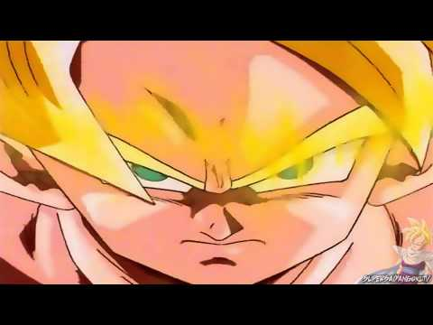 Gohan Powers Up to Fight Cell【True 1080p HD】