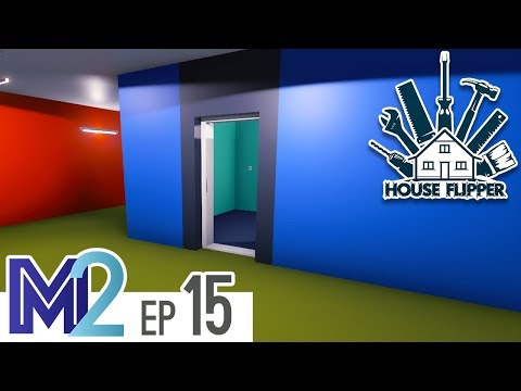 House Flipper Game Ep 15 - Would You Live In A Haunted House?