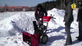 Выбираем снегоуборщик видео