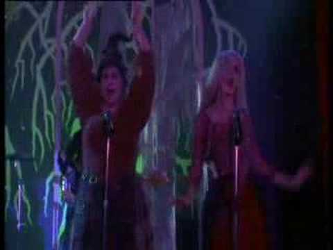 I Put A Spell On You performed by Bette Midler
