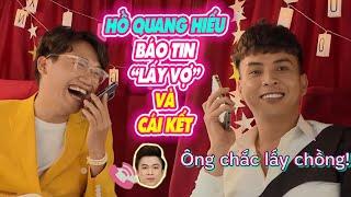 Hồ Quang Hiếu CHƠI LỚN báo tin sốc LẤY VỢ mời Hồ Việt Trung hát chính và cái kết