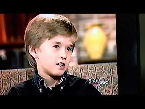 Haley Joel Osment- GMA