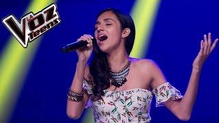 Lois canta 'Creo en mi' | Audiciones a ciegas | La Voz Teens Colombia 2016