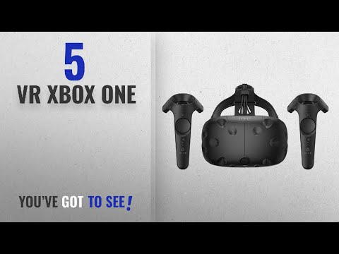 Top 5 VR Xbox One [2018 Best Sellers]: HTC VIVE Virtual Reality System