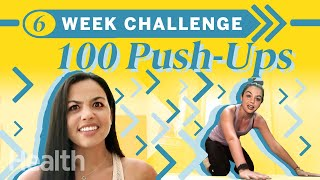 Can We Get to 100 Pushups in 6 Weeks? | Can I Do It? | Health