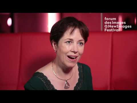 Zillah Watson (BBC) I Interview au NewImages Festival 2019