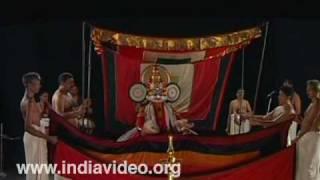 Thiranottam - Kathakali