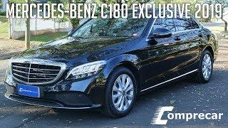 Avaliação: Mercedes-Benz C180 Exclusive 2019
