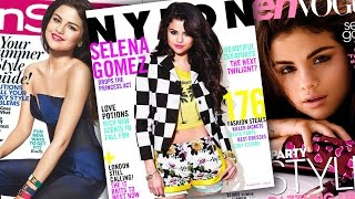 13 Unforgettable Selena Gomez Magazine Covers