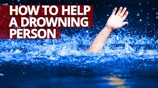 How to Help a Drowning Person #Lifesaver