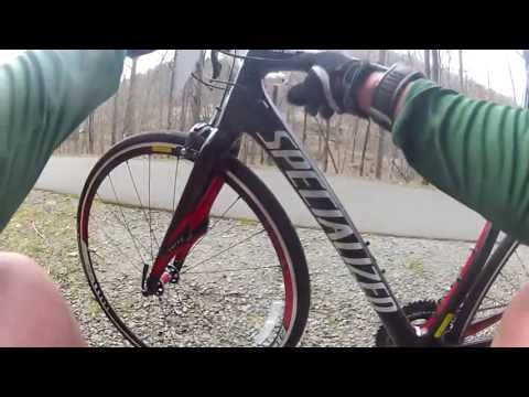 2013 Specialized Roubaix Expert SL4 Road Bike Test Ride/Review