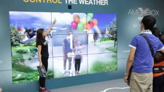 GEOX - Control The Weather AR Motion Experience