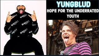 YUNGBLUD   Hope For The Underrated Youth REACTION 🙏