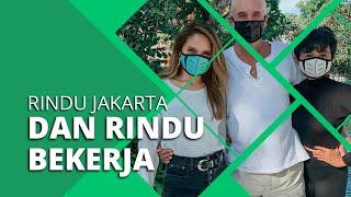 Cinta Laura Sudah Merasa Rindu Jakarta dan Bekerja