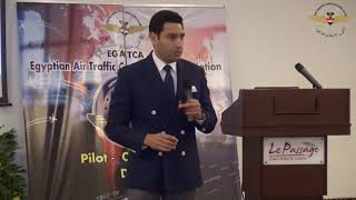 Capt  Abdel Rahman Fawzy  CEO of  Fly Egypt Airliner