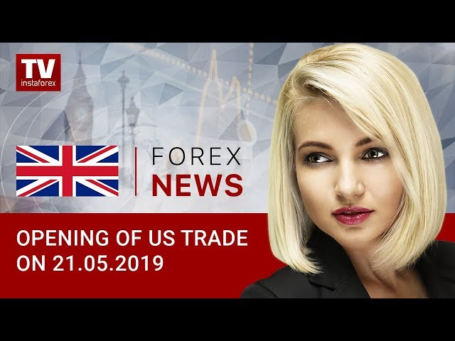 21.05.2019: USD extends gains as GBP and EUR weaken (USD, GBP, CAD, BITCOIN)