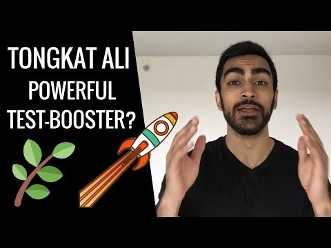 Tongkat Ali: Is It Really a Testosterone Boosting Herb?