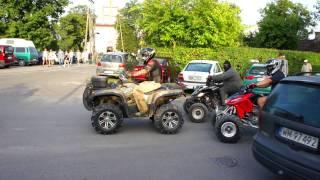 preview picture of video 'Dożynki Stanisławów 2011 cz 2 - quady'