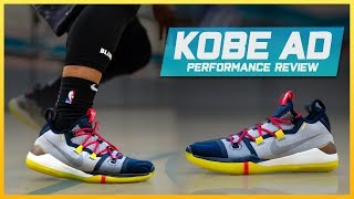 NIKE KOBE AD EXODUS PERFORMANCE REVIEW (PREVIEW)
