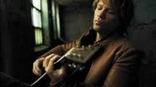 Bon Jovi - Have a little faith in me