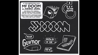 JJ DOOM - Key To The Kuffs (Butter Edition) (Full Album)