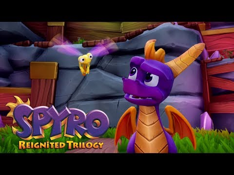 ACTIVISION-BLIZZARD Spyro Trilogy Reignited PS4