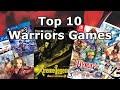 Top 10 Warriors Games