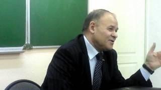 А.К. Черепанов на встрече c избирателями. Часть 2