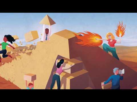 How to Play Flaming Pyramids: Regular Game