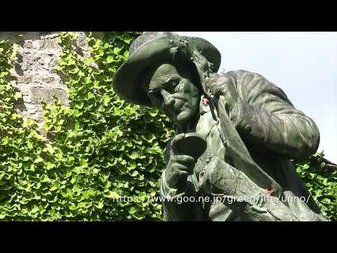 ファーブルの生まれ故郷サンレオン村を訪ねて J.H.Fabre's native country St Leons