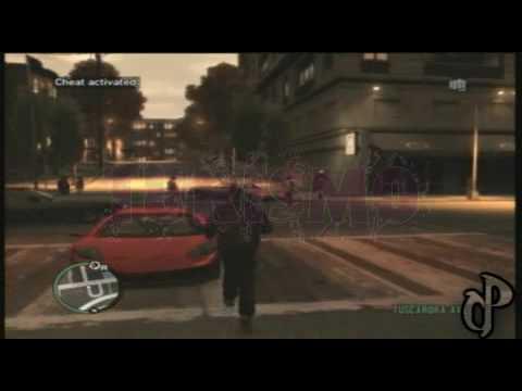 GTA IV: Все чит-коды (визуальные)