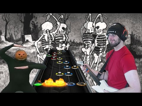 Spooky Scary Skeletons Piano Cover more or less - смотреть