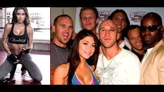 Шесть бойцов UFC, которые соблазнили октагон-герл.