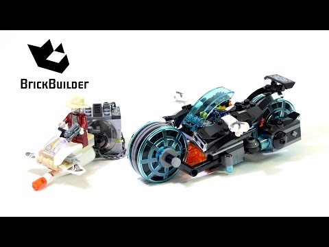 Vidéo LEGO Ultra Agents 70167 : L'évasion d'Invizable
