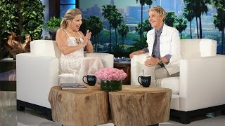 <b>Kate Hudson </b>Talks OnSet Nostalgia With Her Dad Kurt Russell