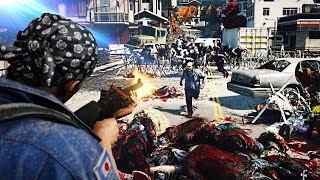 World War Z Insane Tokyo Chapter 2 Final Call