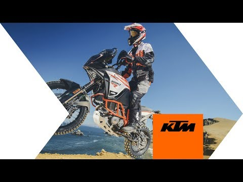 Video KTM 1290 SUPER ADVENTURE R Features & Benefits | KTM