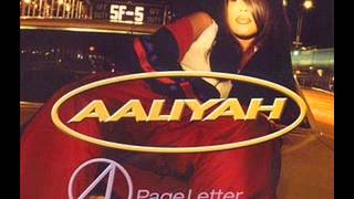 Aaliyah -  4 Page Letter (Instrumental)