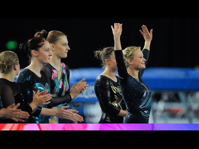 Meet the British Team - 2013 Trampoline Worlds