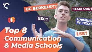 youtube video thumbnail - Top 8 Communication & Media Schools In The World