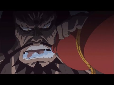 Kaido and Big Mom talking ENG SUB | One Piece 887
