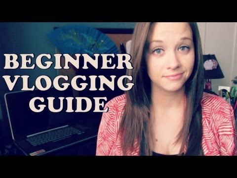 A Beginner's Guide to Vlogging