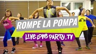 Rompe La Pompa by Karnaza by LIVELOVEPARTY.TV